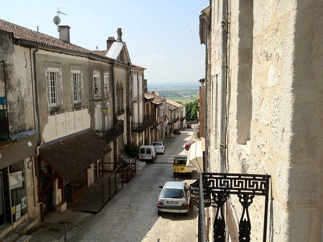 Rue St. Marie - Monflanquin