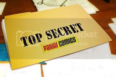Acesso ao site da Panini! Leia o artigo para ver as informações secretas de 2007