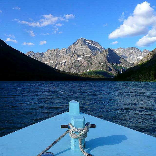 P1160930 Mount Gould From Morning Eagle, Glacier National Park