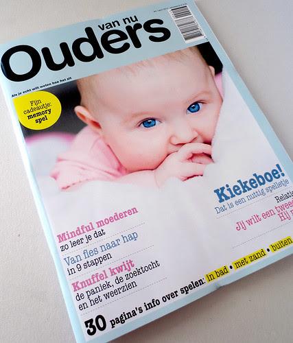 Ouders Van Nu, Issue #4, 2013