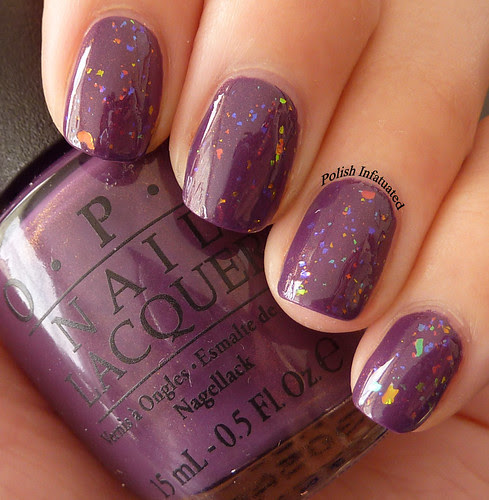 dutch ya just love opi layered with speck-tacular1