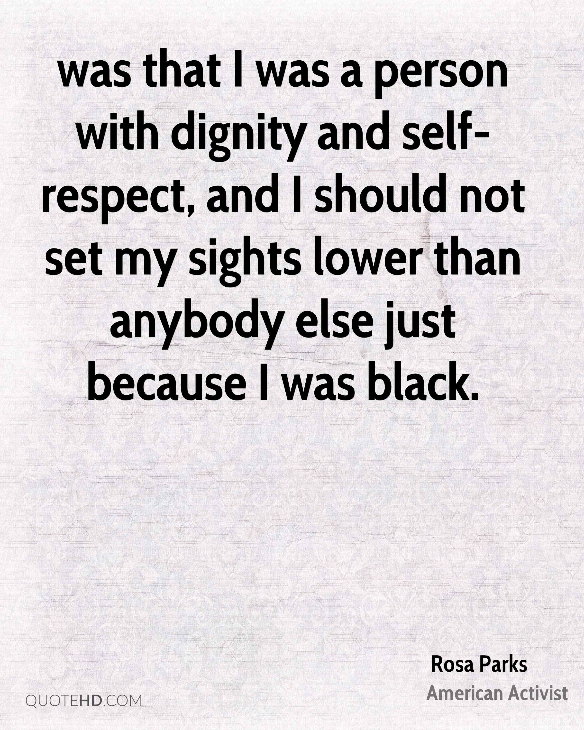 Rosa Parks Quotes Quotehd