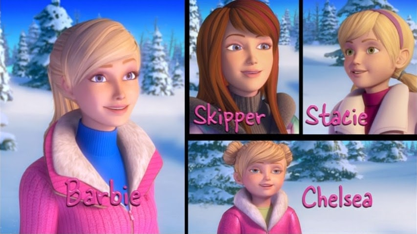 New Kids Cartoons: Barbie a perfect Christmas song mp3 download