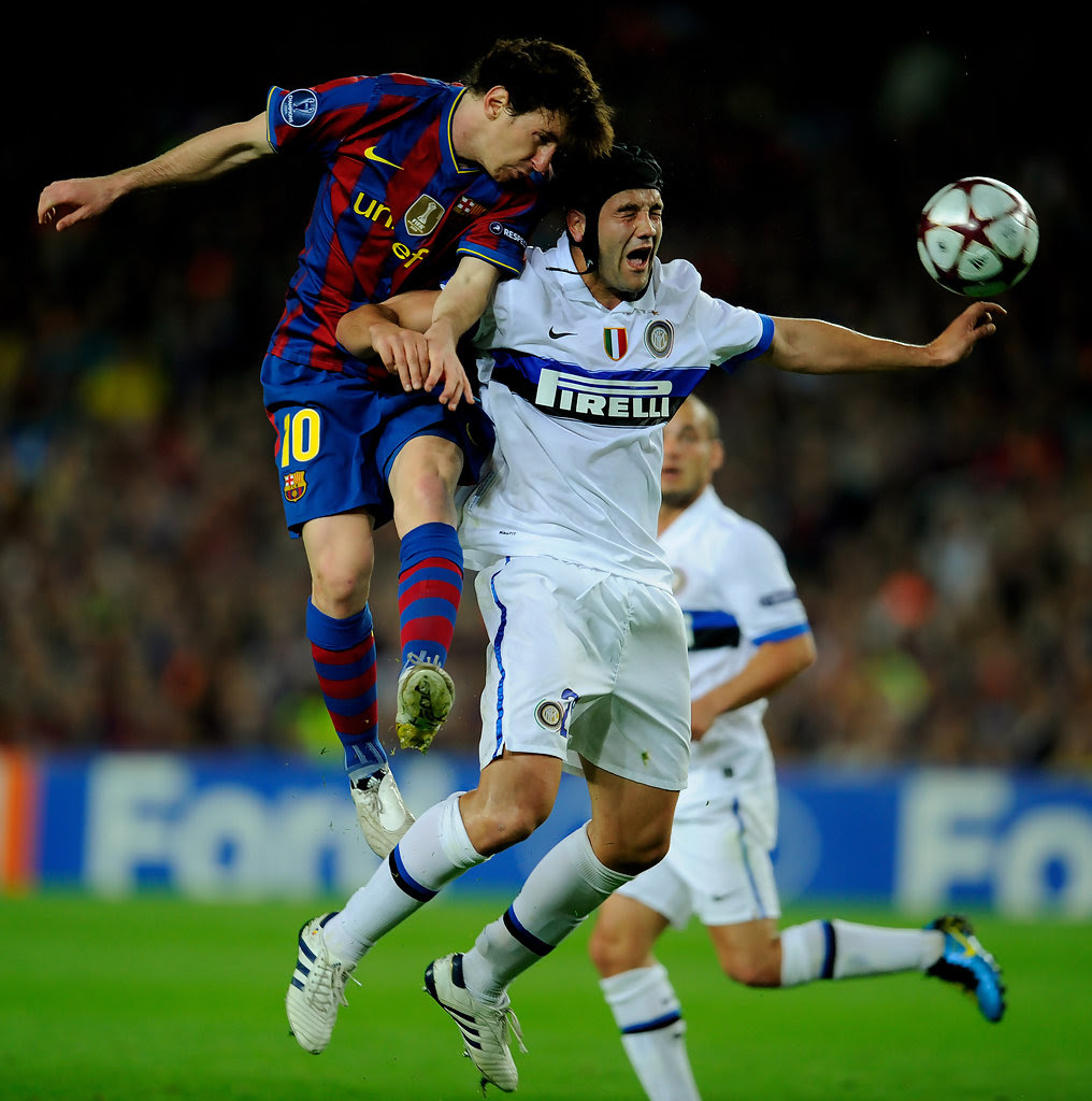 Image result for uefa champions league inter vs barca
