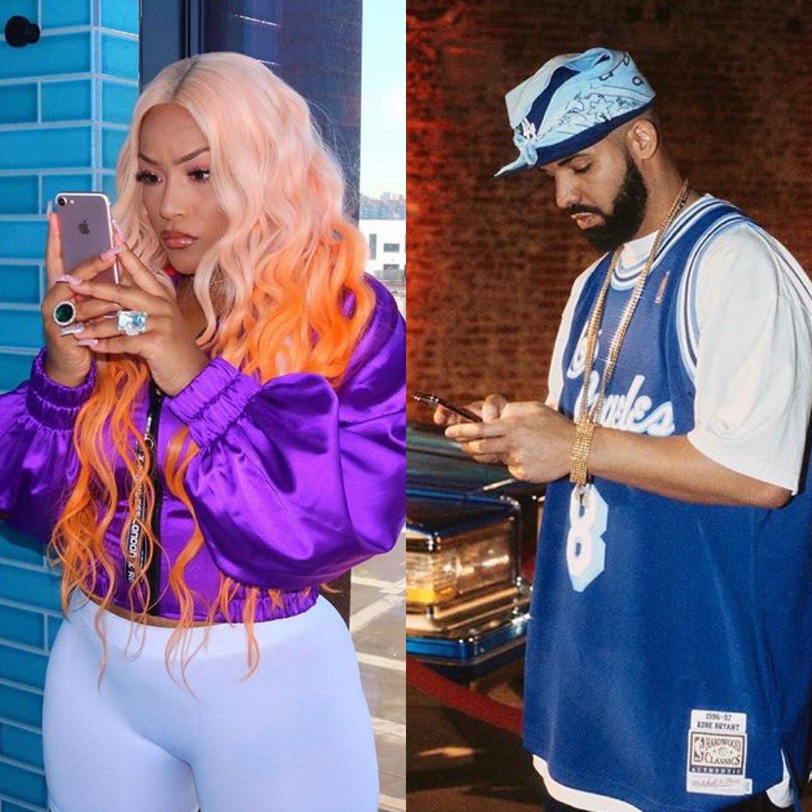 Image result for drake stefflon don