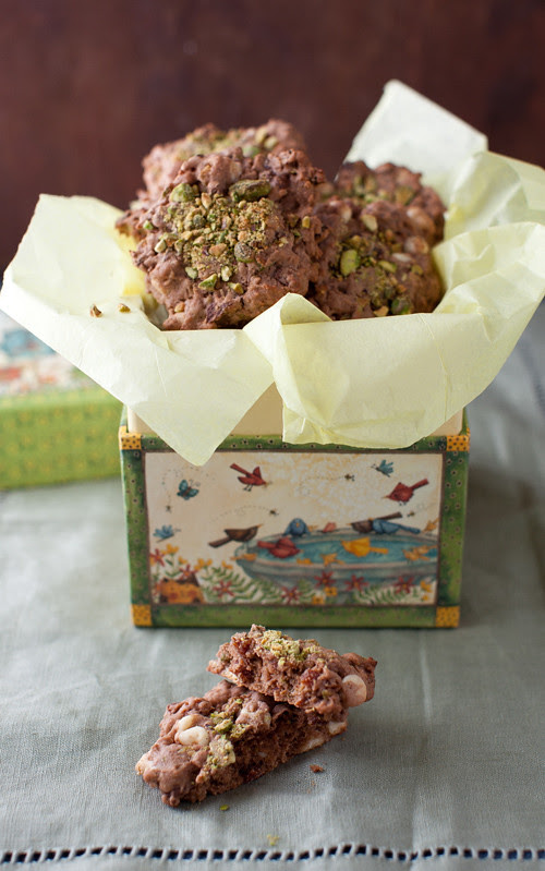 Chocolate Pistachio Cookie 5