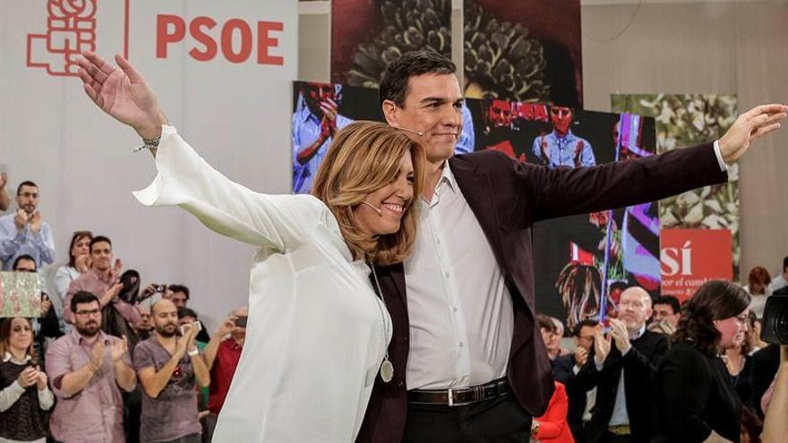 """Sánchez: """"Puedo prometer y prometo decencia, diálogo y dedicación"""""""