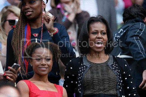 Michelle Obama Olympics Outfits