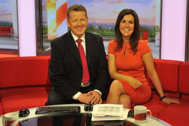 BBC Breakfast with Bill Turnbull and Susanna Reid