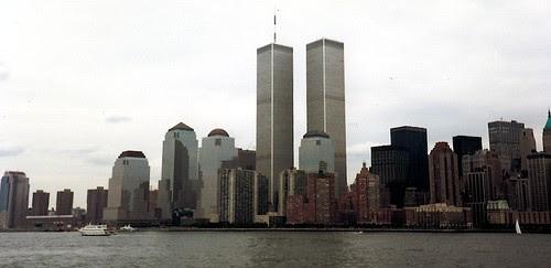 World Trade Center from Staten Island Ferry