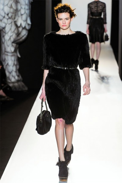 mulberry runway fall 2012