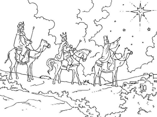 30 heilige drei könige ausmalbild  besten bilder von