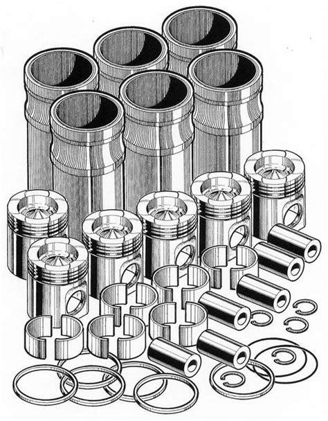 Cummins N14 - Replacement Engine Parts - Find Engine Parts
