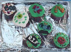 Rebecca's cupcakes by Teckelcar