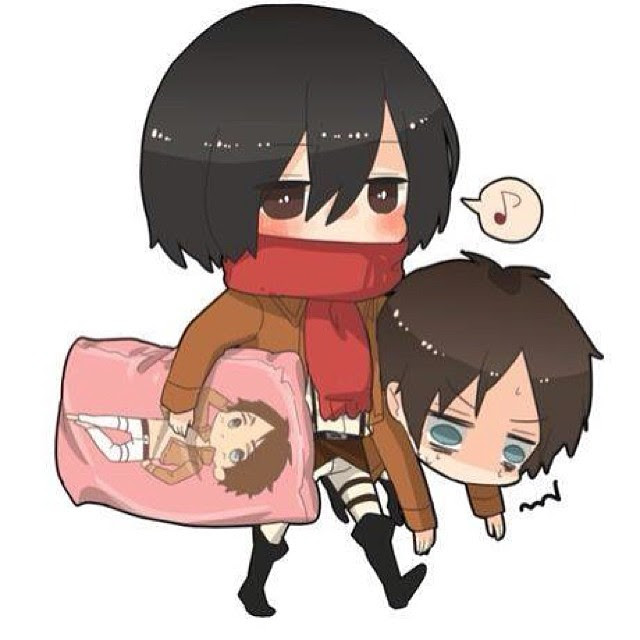 Eren X Mikasa Shingeki No Kyojin Attack On Titan Fan Art 36186644 Fanpop