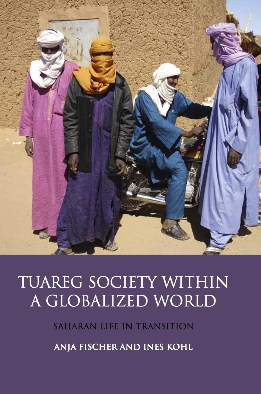anja fischer / imuhar (tuareg) - kleidung