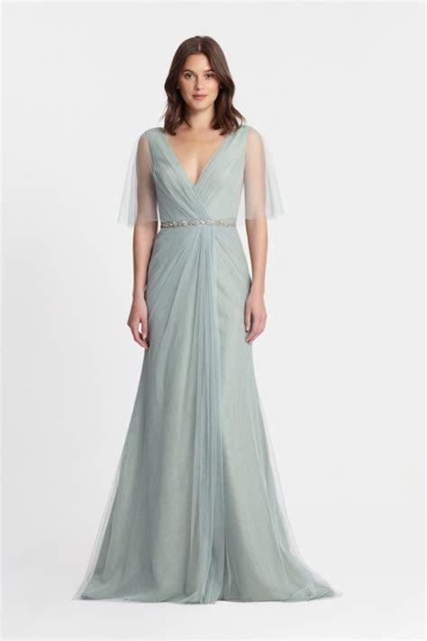 Monique Lhuillier Bridesmaid Dresses for Spring 2017
