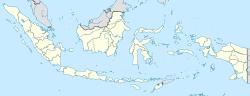 Kota Makassar terletak di Indonesia