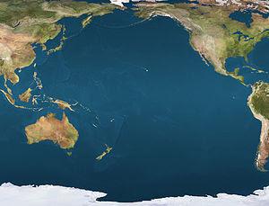 Fakarava is located in Pacific Ocean