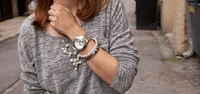 you are invited to an arm party, it's a little party, only three guests, i mean bracelets