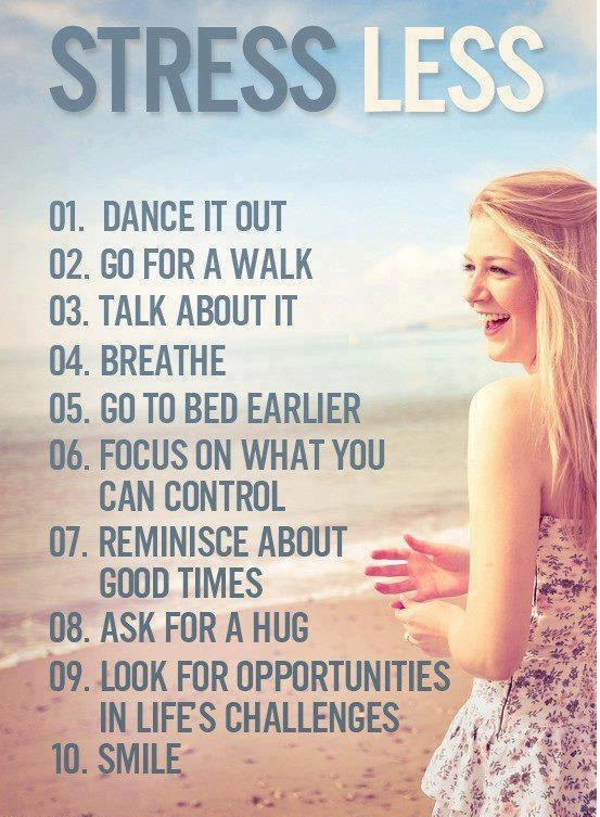 Stress Relief: 8-Tips to De-stress your life immediately ...