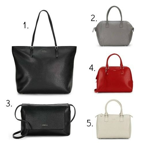 Furla Leather Handbags