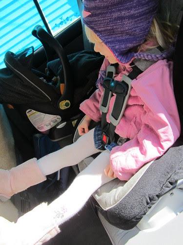 rear facing car seats - front facing car seats