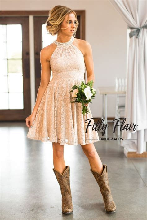 25 best ideas about Western bridesmaid dresses on