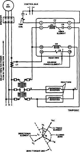 Electrical Relay Circuit Diagram