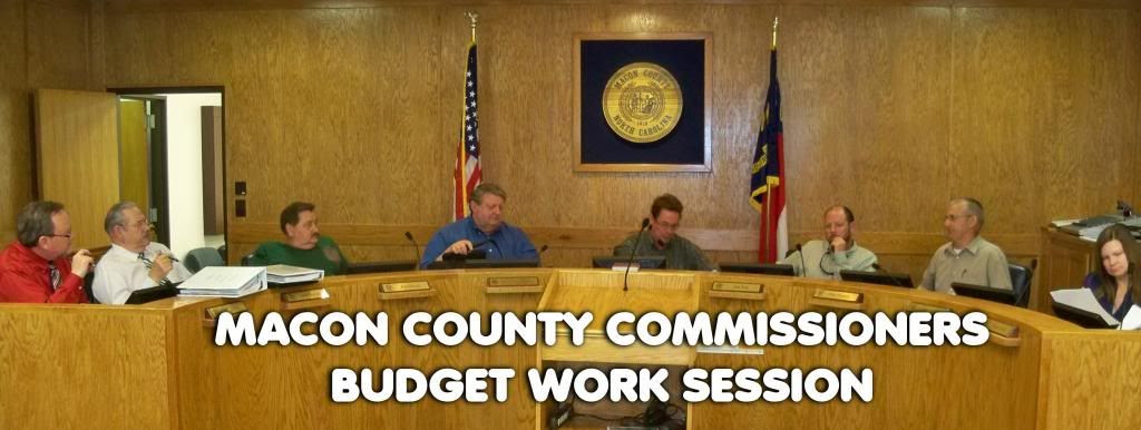 Macon County Commissioners Budget Work Session II Public Safety