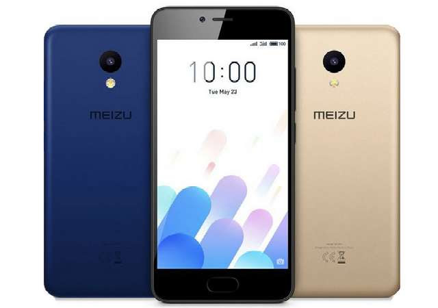 """Meizu M5c Launched with 5"""" 720p Display, Android 7.0 Nougat"""