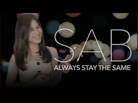 Always Stay The Same by SAB [Lyric Video]
