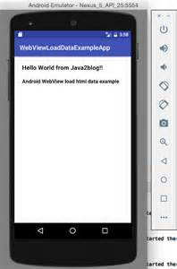 android webview get session id