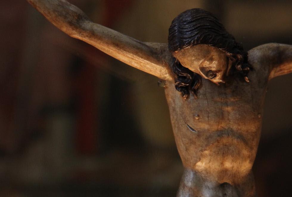 Agência ECCLESIA/PR, Cristo de Michelangelo