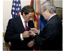 Portas/Rumsfeld