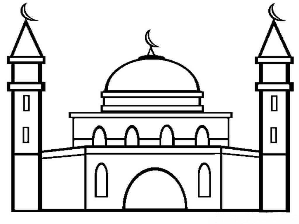 Kartun Masjid ClipArt Best