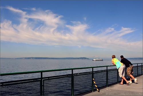 Mare's Tail Sky
