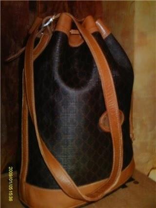 Le vide dressing d'Emilie: Sac seau Longchamp vintage