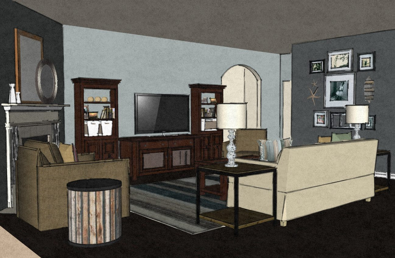 What It's Like to Hire a Virtual Interior Designer ...
