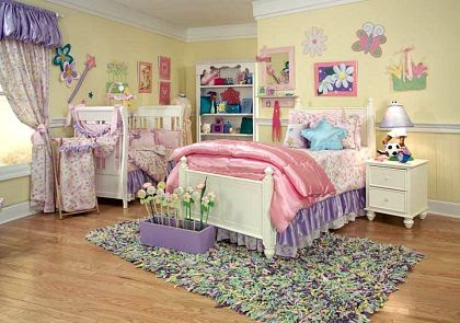 Be Still My Heart Shared Nursery And Toddler Room Roundup Baby