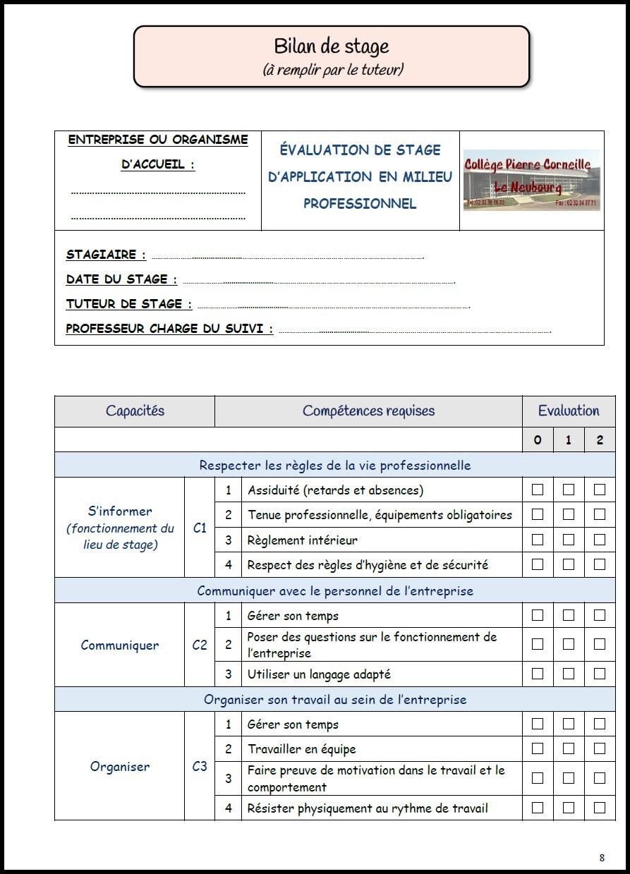 Exemple De Livret Daccueil Pour Stagiaire - Exemple de Groupes