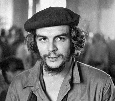 лидер кубинской революции эрнесто че гевара