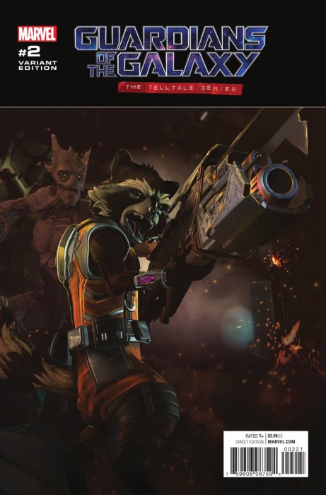 Guardians of the Galaxy - The Telltale Series #2