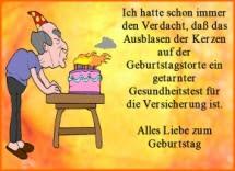 Sprüche Geburtstag Kostenlos