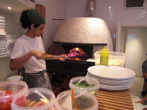 Pizzaiolo @ Franco Manca
