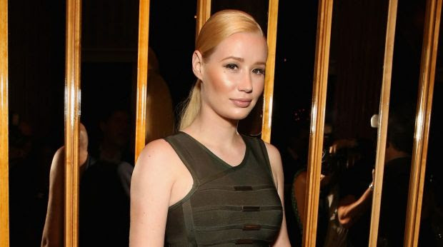 Iggy Azalea attends the EPIX New York Premiere of  'Serena' on June 13, 2016 in New York City.