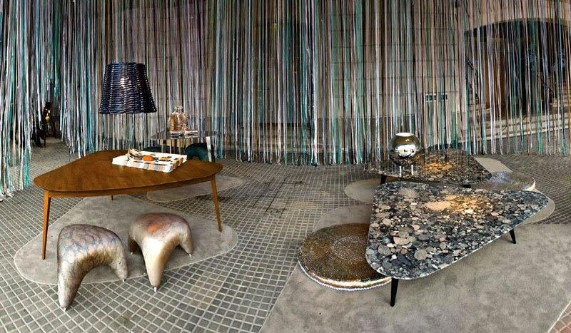 Casa FOA 2009: Espacio N°5, Galería de mesas / Plan Arquitectura, Arquitectura, Diseño, Muebles, Decoracion