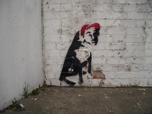 New Banksy Belsize Park?