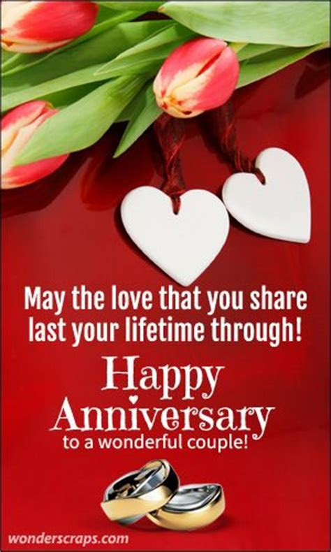 25  best ideas about Anniversary Wishes For Couple on