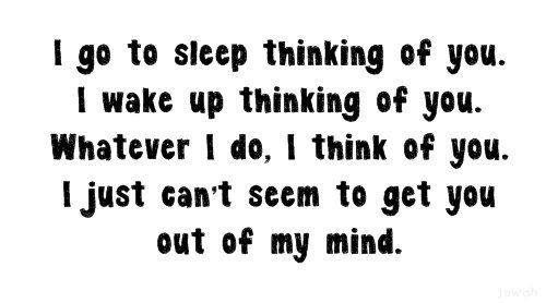 He 39 S On My Mind Quotes